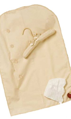 Special Occasion Keepsake Outfit Heirloom Preservation Bag - Little Things Mean a Lot