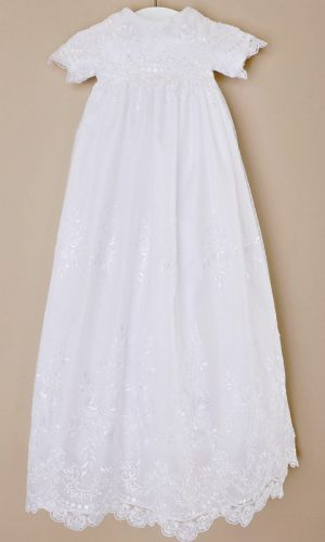 Lillian Christening Gown - Little Things Mean a Lot