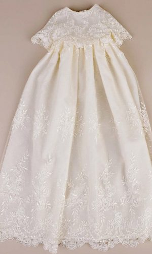 Memory Christening Gown - Little Things Mean a Lot