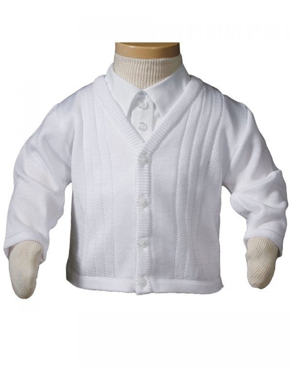 Boys Everett Acrylic Sweater - Little Things Mean a Lot