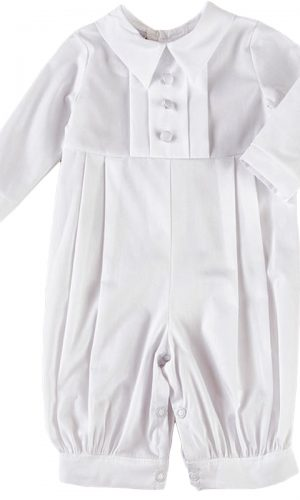 Michael Christening Outfit - Little Things Mean a Lot