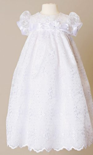 Jada Christening Gown - Little Things Mean a Lot