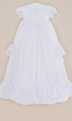 Lucy Christening Gown - Little Things Mean a Lot
