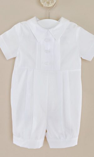 Tyler Christening Outfit - Little Things Mean a Lot