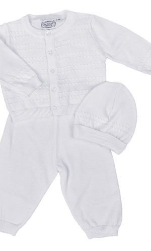 Aiden Christening Outfit - Little Things Mean a Lot