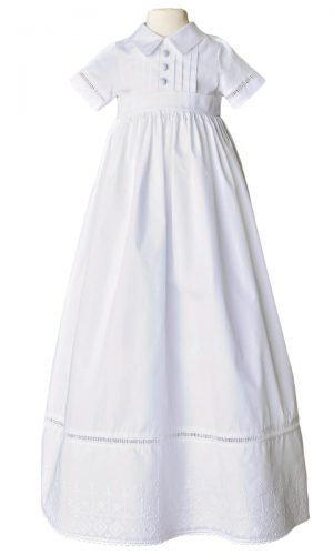 Sean Christening Gown - Little Things Mean a Lot