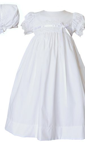 Eden Christening Gown - Little Things Mean a Lot